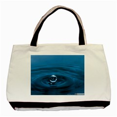 Water Drop Classic Tote Bag (Two Sides)
