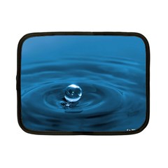 Water Drop Netbook Case (small)