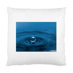 Water Drop Cushion Case (One Side)