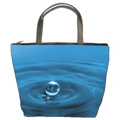 Water Drop Bucket Bag