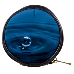 Water Drop Mini Makeup Bag