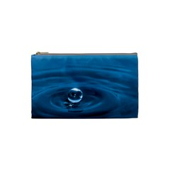 Water Drop Cosmetic Bag (Small)