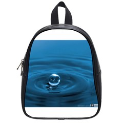 Water Drop School Bag (small)