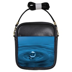Water Drop Girls Sling Bag