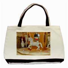 White Horse Classic Tote Bag (Two Sides)