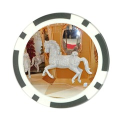 White Horse Poker Chip Card Guard