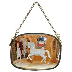 White Horse Chain Purse (one Side)