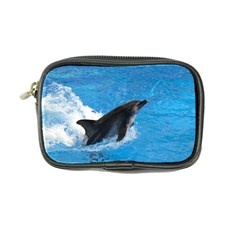 Swimming Dolphin Coin Purse