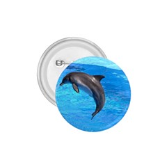 Jumping Dolphin 1.75  Button