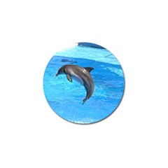 Jumping Dolphin Golf Ball Marker (4 pack)