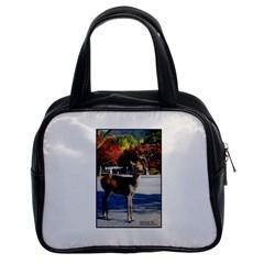 3 4 Classic Handbag (Two Sides)