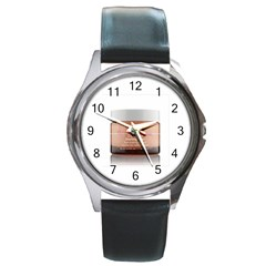 300x322 6240 Product Round Metal Watch
