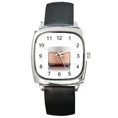 300x322 6240 Product Square Metal Watch