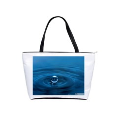Water Drop Classic Shoulder Handbag