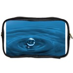Water Drop Toiletries Bag (Two Sides) Front