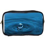 Water Drop Toiletries Bag (Two Sides) Back
