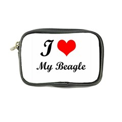 I Love My Beagle Coin Purse