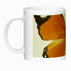 Butterfly Insect Glow in the Dark Mug