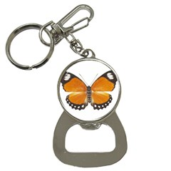 Butterfly Insect Key Chain With Bottle Opener