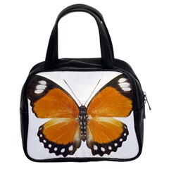 Butterfly Insect Twin-sided Satched Handbag
