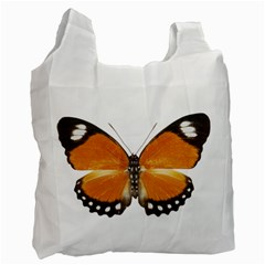 Butterfly Insect Single-sided Reusable Shopping Bag
