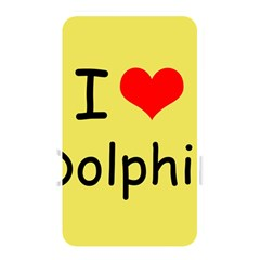 I Love Dolphin Card Reader (Rectangle)