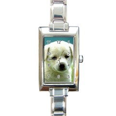 Dog1 Classic Elegant Ladies Watch (rectangle)