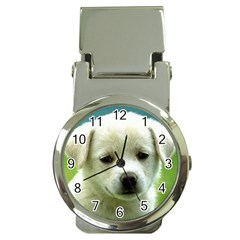 Dog1 Money Clip Watch