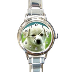Dog1 Classic Elegant Ladies Watch (round)