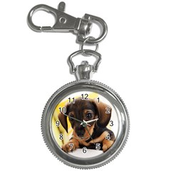 Dog3 Key Chain Watch