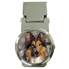 Dog4 Money Clip Watch