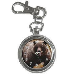 Bear2 Key Chain Watch