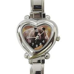 Bear2 Heart Italian Charm Watch