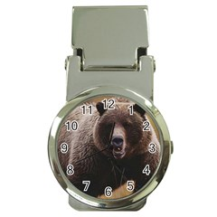 Bear2 Money Clip Watch