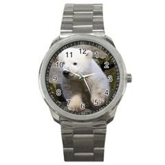 Bear3 Sport Metal Watch