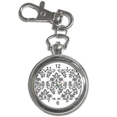 Pattern1 Key Chain Watch