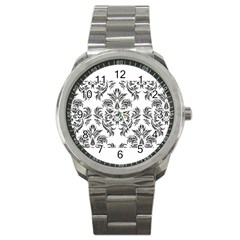 Pattern1 Sport Metal Watch