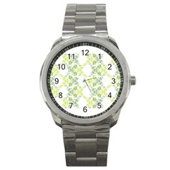 Pattern2 Sport Metal Watch