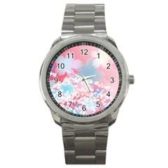 Flower2 Sport Metal Watch
