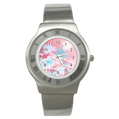 Flower2 Stainless Steel Watch