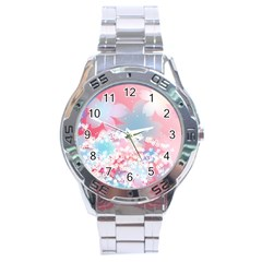 Flower2 Stainless Steel Analogue Men's Watch