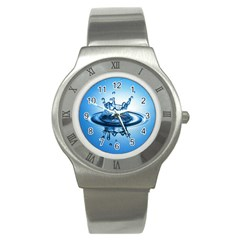 Water1 Stainless Steel Watch