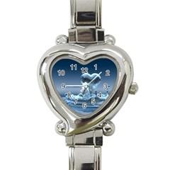Water2 Heart Italian Charm Watch