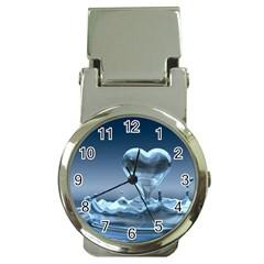 Water2 Money Clip Watch