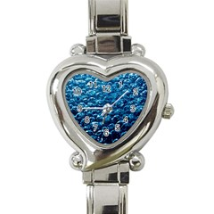 Water3 Heart Italian Charm Watch