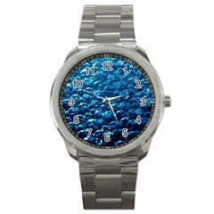 Water3 Sport Metal Watch