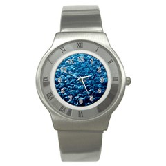 Water3 Stainless Steel Watch