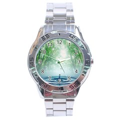 Water4 Stainless Steel Analogue Men's Watch