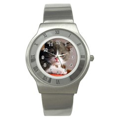 Cat1 Stainless Steel Watch