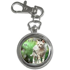 Cat2 Key Chain Watch